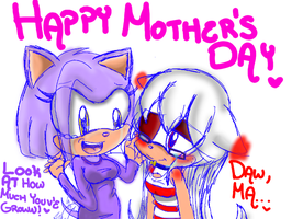 Happy Mothers Day~ by DaiziaVoo
