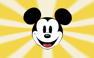 Mickey Mouse by Humongous-E