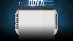 Fan-Made Youtube Background For Uberhaxornova by Zalcov