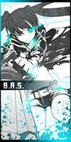 Black Rock Shooter by Snow-4rt