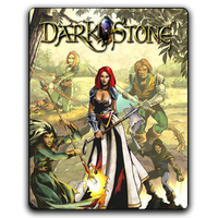 Darkstone Game Icon by Ace0fH3arts