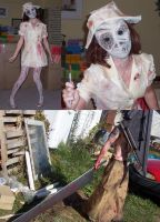 Silent Hill Costumes by Mel2DaIssa