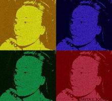 Me, Andy Warhole Style by zkita