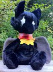 Bec Noir plush by Bonday