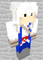 Connor Assassin's Creed III Minecraft Skin Preview by THATANIMATEDGUY