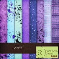 jenna-paper street designs by paperstreetdesigns