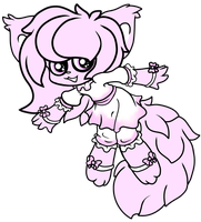 Pink Pastel Adopt. (open) by Mesmeromania