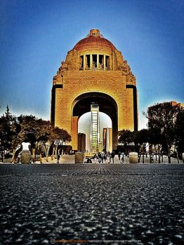 Monument of the Revolution by Narodny-Geroy