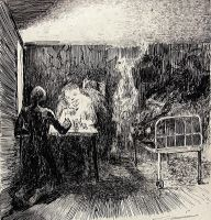 Demons in chamber. dream by DartGarry