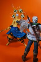 ENEL VS SMOKER FIGUARTS ZERO by JIN17094