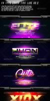 5 FX Typo Cover Time Line V0.2 by The-Freeative