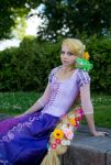 Rapunzel by enjoithis