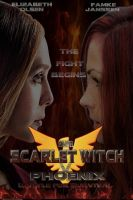 Scarlet Witch V Phoenix Poster (head to head) by Art-Master-1983