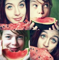 we love watermelon by ByLaauraa