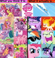 My Little Pony Friendship is Magic: Explained by Game-BeatX14