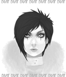 BRAT BW by thezookeepersboy