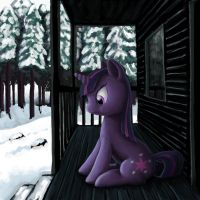 Winter Depression by Dahtamnay