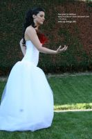 Wedding Dress 03 by clair0bscur-stock