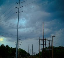 Electrical Storm by D3115uxor