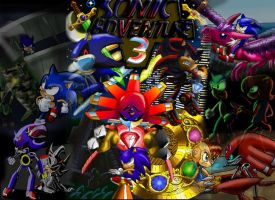 Collage - Sonic Adventure 3 by NetRaptor