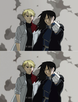 FMA:B Rule 63 (Slight Spoilers!) by Lady-Hayes