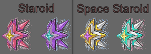 Argent Version--Staroid Sprite by Esepibe