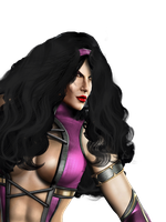 Beautiful Mileena Render by Jfr12391