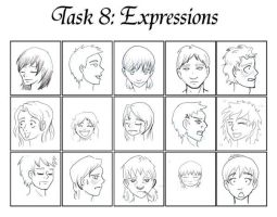 GM Task 8: Expressions,  Revision 1 (8.1) by mizz-izzy