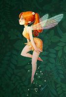 Little Fairy by RocioGarciaART