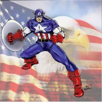 Captain America Patriot by MrFixit741