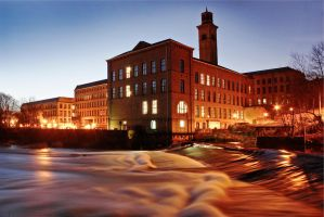 Salts Mill. by Elmik5