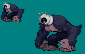 Sprite Stuff: The Ro-Man from 'Robot Monster' by SXGodzilla