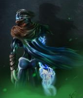 Raziel tribute by Hedgenok