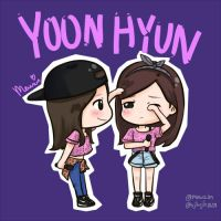 Miss you so much Maknae couple by mewzim