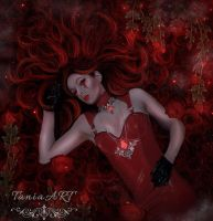 Bloody Valentine by TaniaART