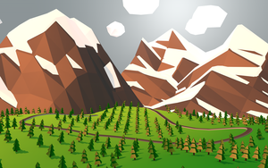 Fun with low poly 2 by stiannius