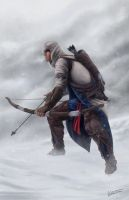 Connor Kenway by Veelocity