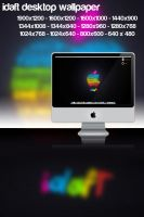 iDaft Wallpaper pack by Svengraph