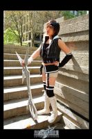 ::Yuffie is a Poser:: by AznTranquility