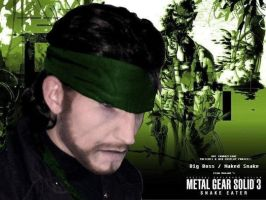RBF's new project: Big Boss - Naked Snake by RBF-productions-NL