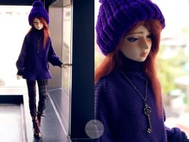 5th Atelier: Cozy Violet by Ylden