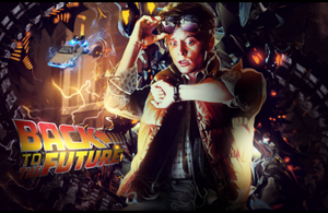Back To The Future by TubZGN