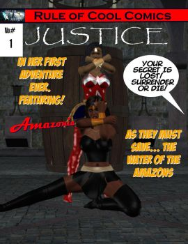 Justice: Water of the Amazons (Index) by TrekkieGal