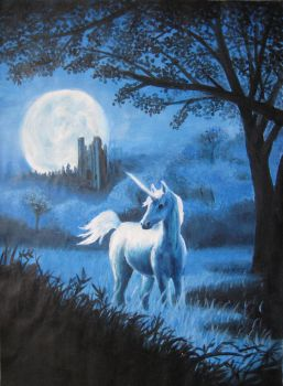 The Little White Horse by TSB-Studios