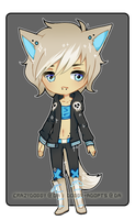{ XIV } auction : CLOSED by Doggy-Adopts