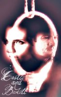 Caskett w-ring by bubblenubbins