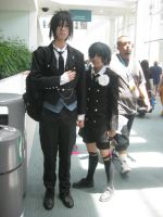 Anime Expo: His Butler and the Master by punkanimelover
