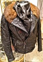 Billionaire Bikers Jacket  by logan Riese by loganriese