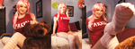 Momoka (Fakku! Mascot) Finished Cosplay by xxx-TeddyBear-xxx