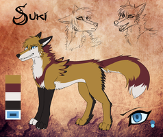 Suki Reference 2013 by Zolarise